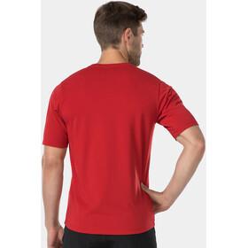 Bontrager Evoke T-shirt Tech Homme, cardinal